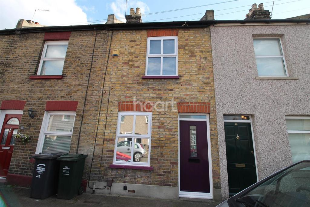3 Bedrooms Terraced House for sale in Waldeck Road, Dartford, DA1