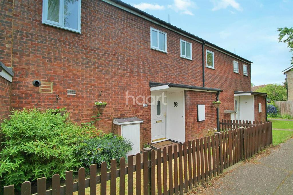 3 Bedrooms Terraced House for sale in Bourne Close, Basildon