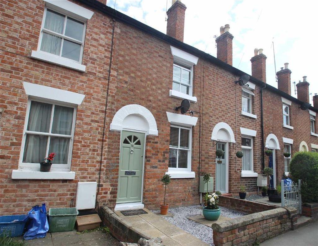 1 Bedroom Terraced House for sale in Trinity Street, Belle Vue, Shrewsbury