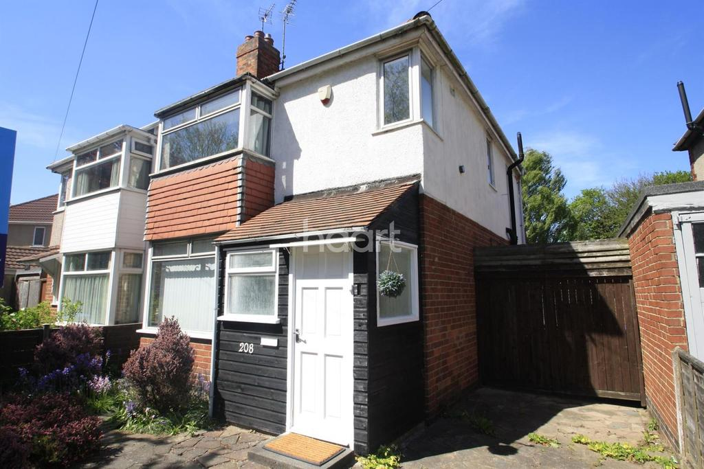 3 Bedrooms Semi Detached House for sale in Boulton Lane, Alvaston, Derby