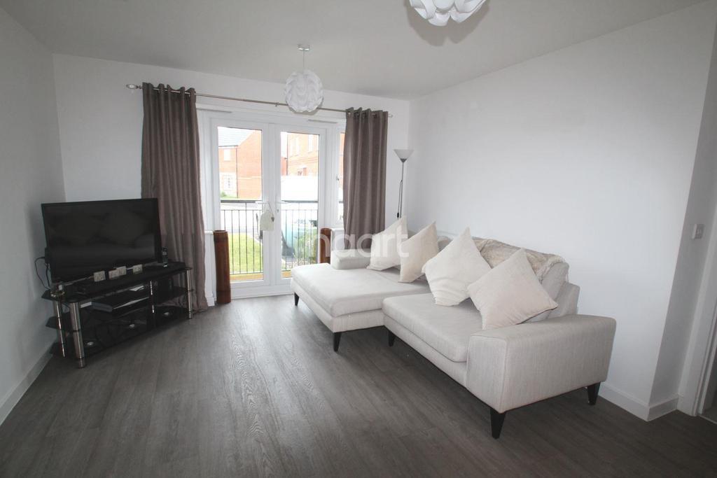 2 Bedrooms Flat for sale in Fairway, Costessey
