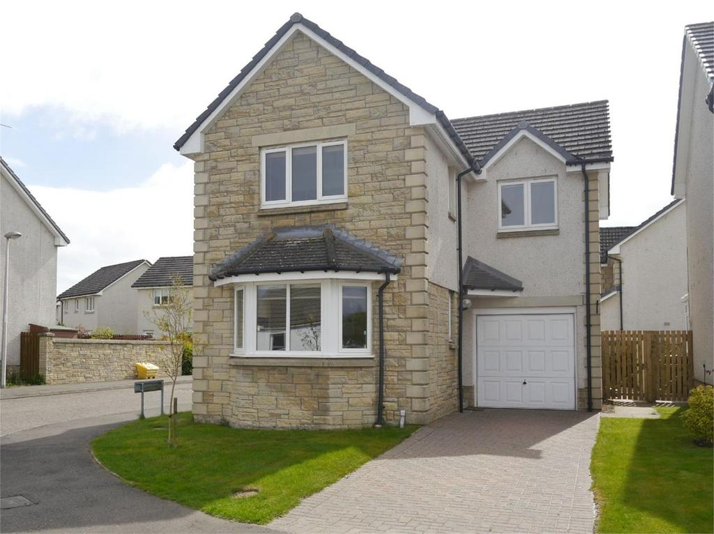3 Bedrooms Detached House for sale in 18 Sandport, Kinross, Kinross-shire