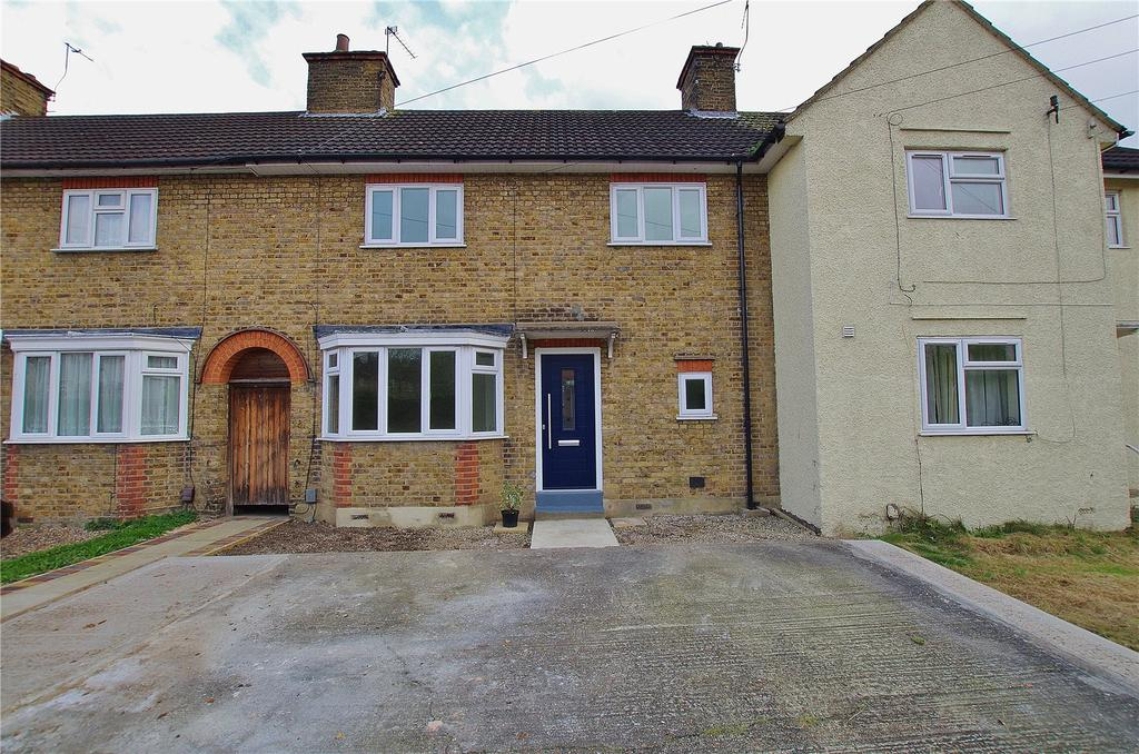 3 Bedrooms Terraced House for sale in Middle Way, Watford, Hertfordshire, WD24
