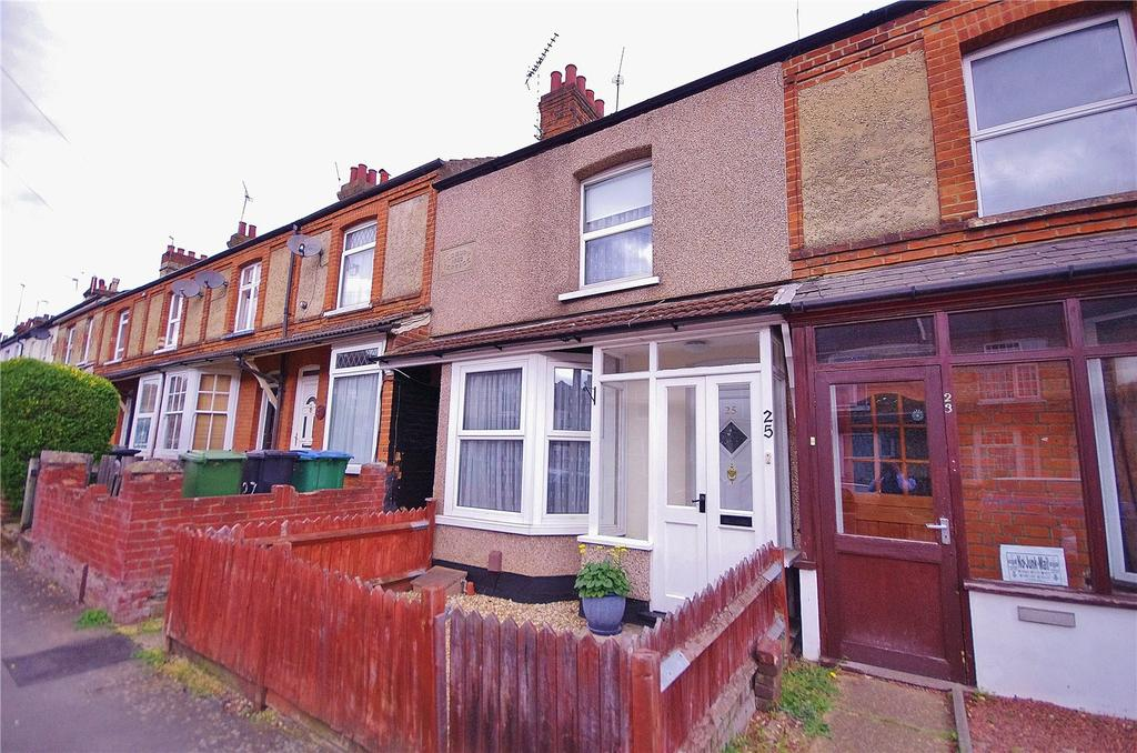 2 Bedrooms Terraced House for sale in Victoria Road, Watford, Hertfordshire, WD24