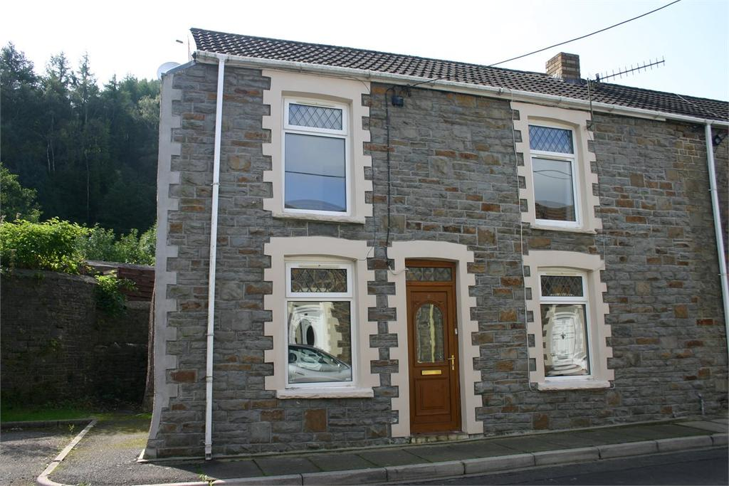 3 Bedrooms End Of Terrace House for sale in 2 Afon Street, Trehafod, CF37 2NA