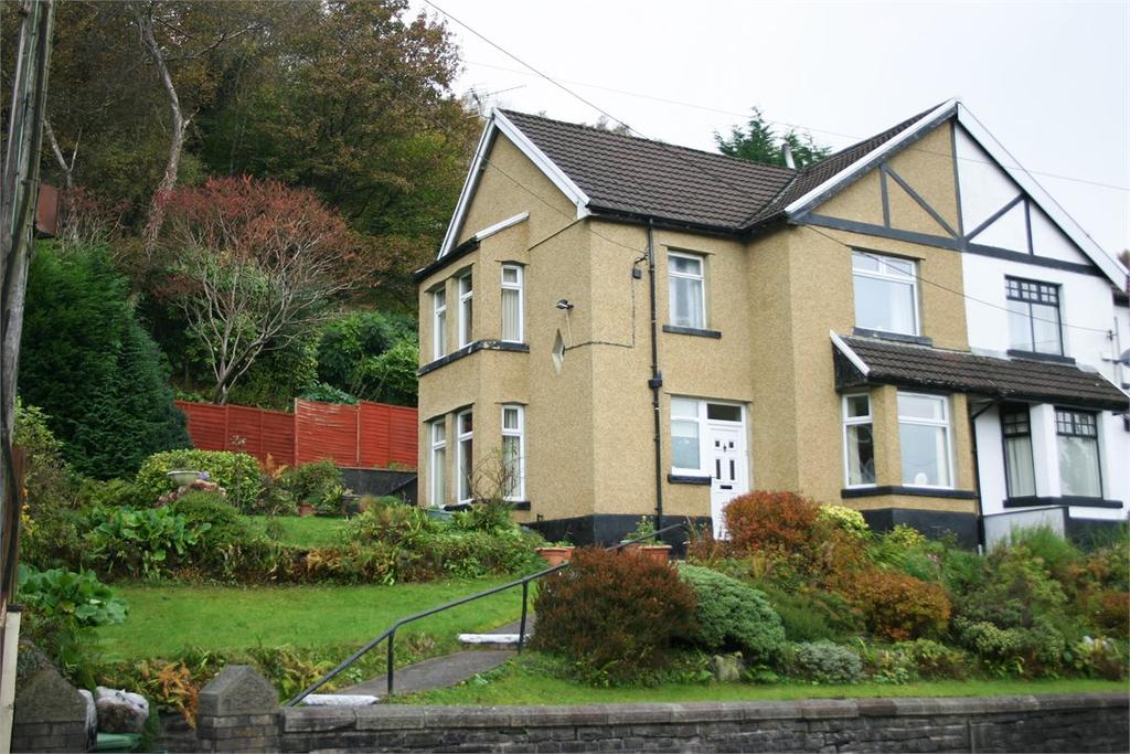 3 Bedrooms Semi Detached House for sale in 57 Llantwit Road, Treforest