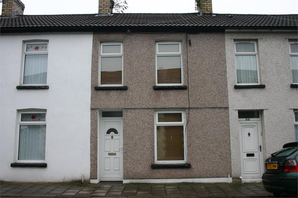2 Bedrooms Terraced House for sale in 65 East Street, Trallwn, Pontypridd, CF37 4PL