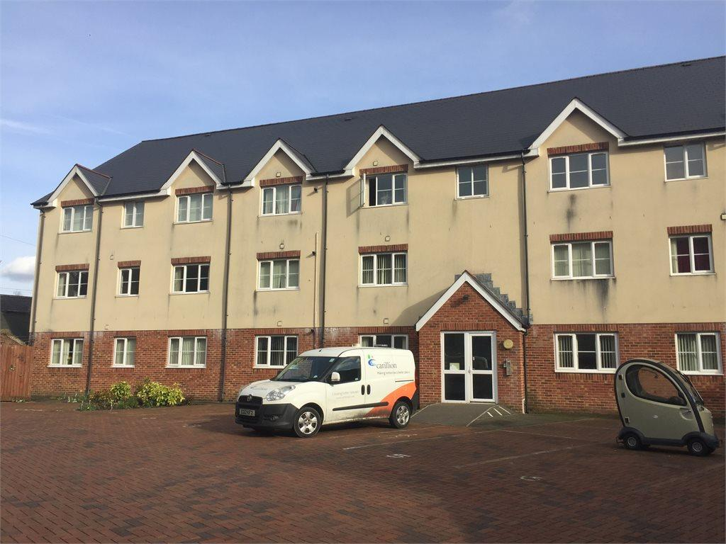 2 Bedrooms Apartment Flat for sale in Apartment 1, Junction Court, Abercynon, Pontypridd, Rhondda Cynon Taff, CF45 4TA