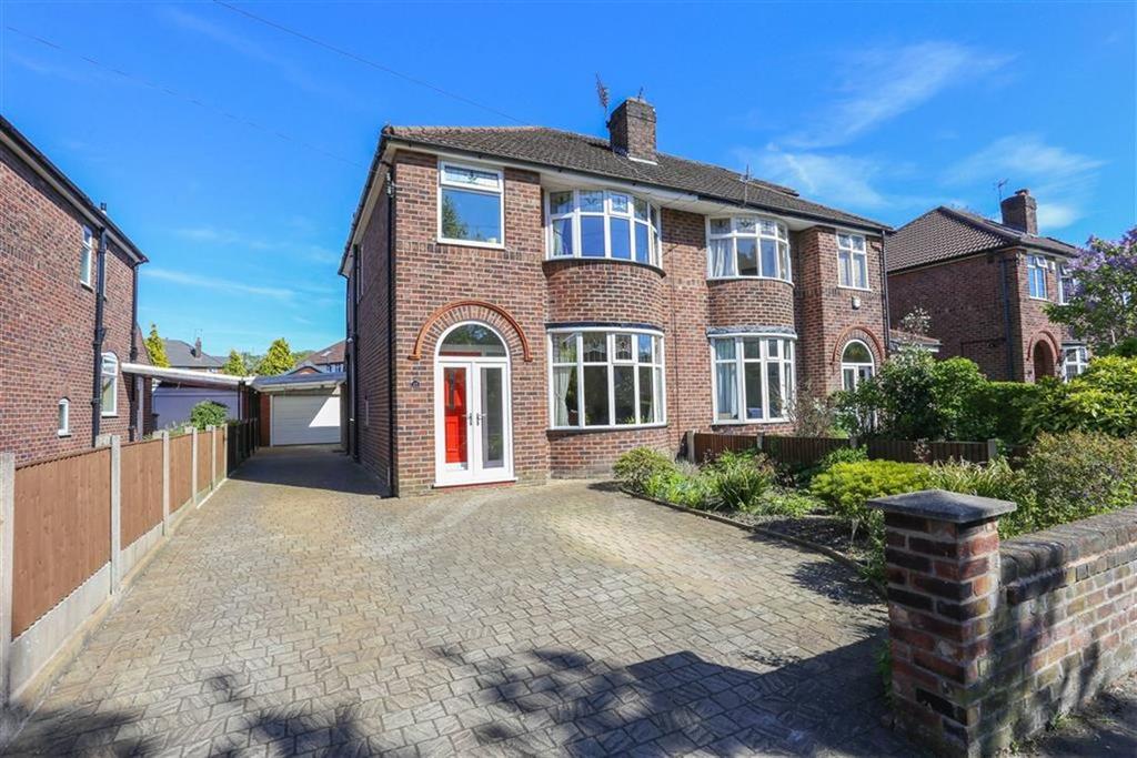 3 Bedrooms Semi Detached House for sale in Freshfield Road, Heaton Mersey