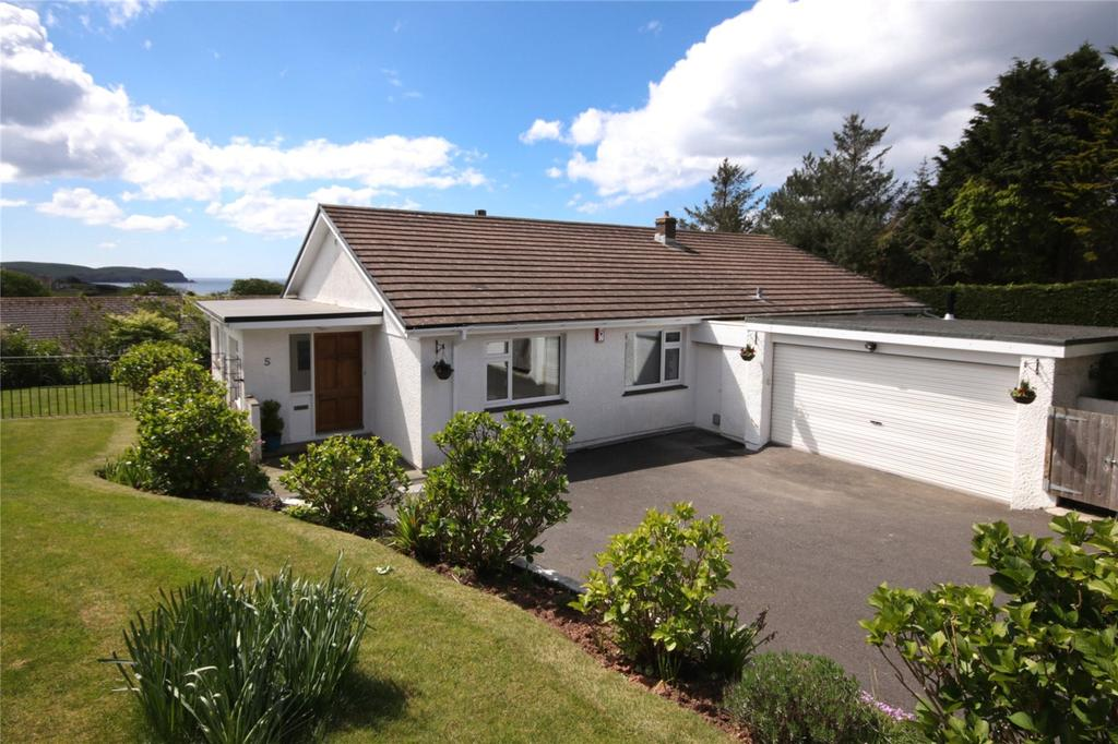 3 Bedrooms Detached Bungalow for sale in Meadfoot, Thurlestone, Kingsbridge, Devon, TQ7