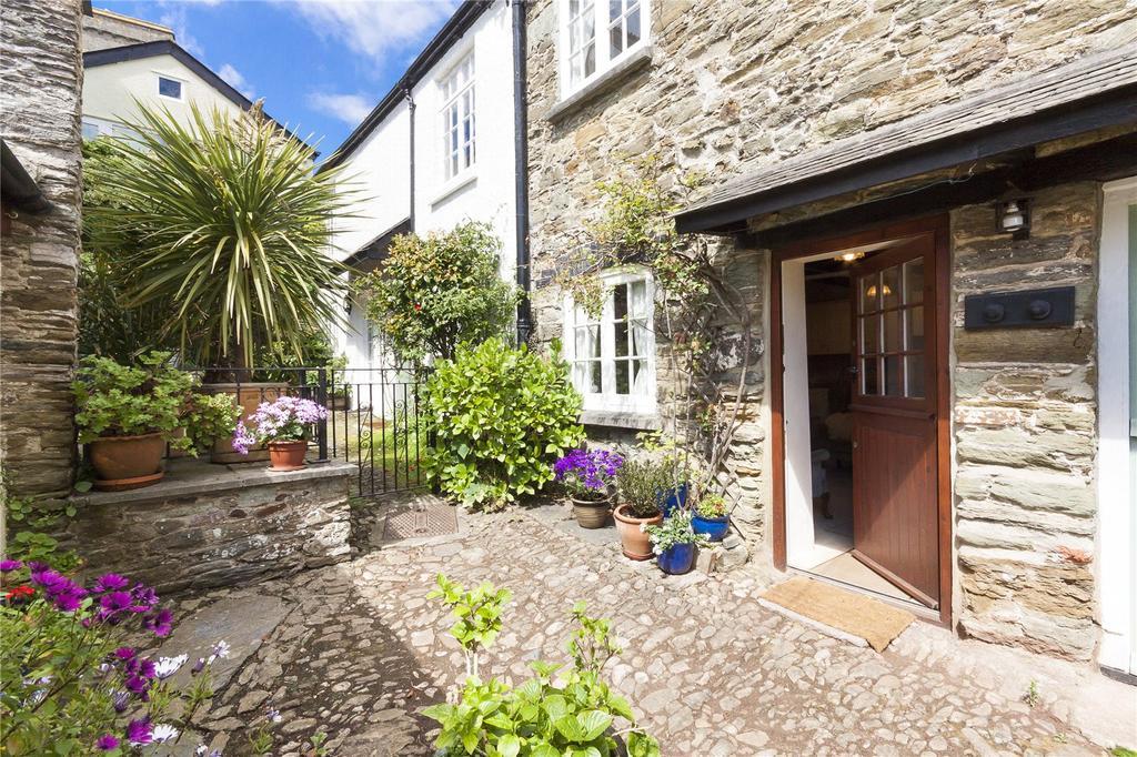 1 Bedroom Terraced House for sale in Buckley Court, Salcombe, Devon, TQ8
