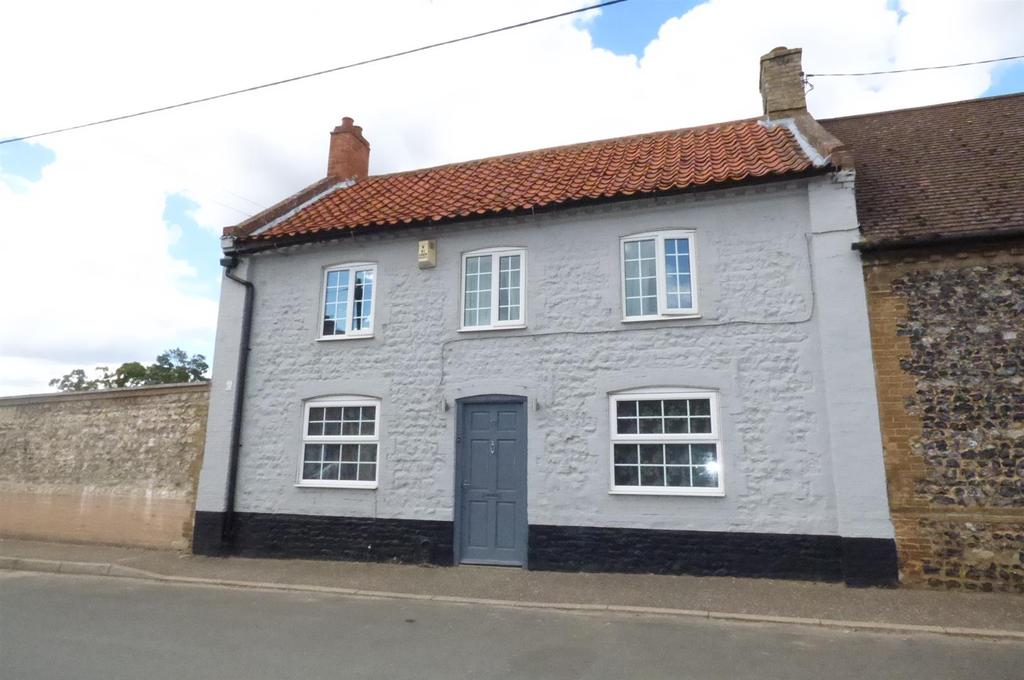 5 Bedrooms Semi Detached House for sale in High Street, Methwold