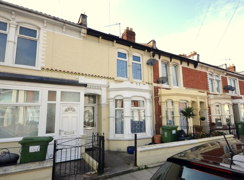 4 Bedrooms Terraced House for sale in Chasewater Avenue, Baffins, Portsmouth