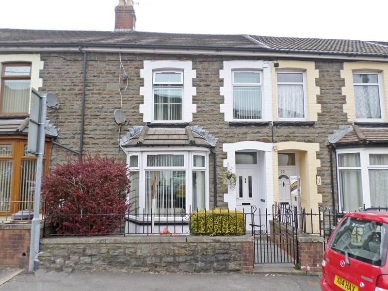 3 Bedrooms Terraced House for sale in Excelsior Terrace, Maerdy