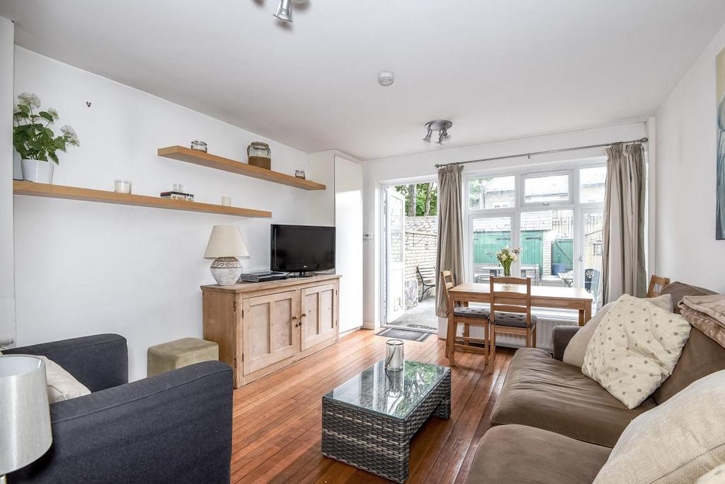 4 Bedrooms Terraced House for sale in Melbourne Mews, Stockwell, SW9