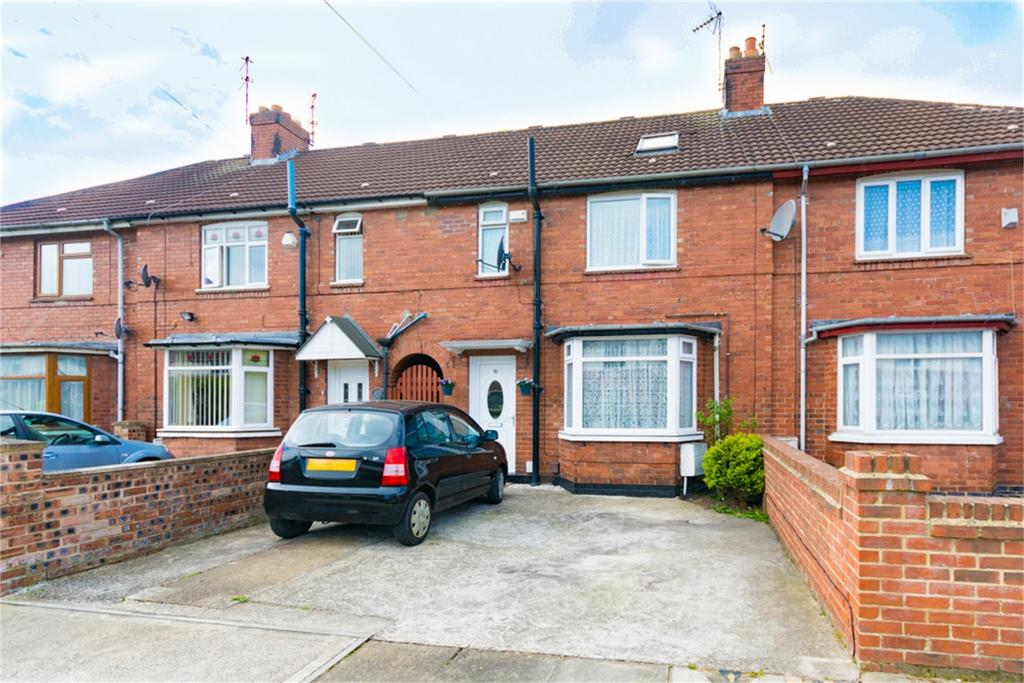4 Bedrooms Terraced House for sale in Rowntree Avenue, YORK