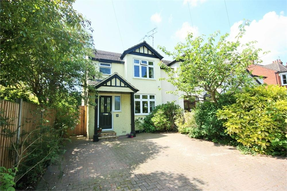 3 Bedrooms Semi Detached House for sale in Shenfield, BRENTWOOD, Essex