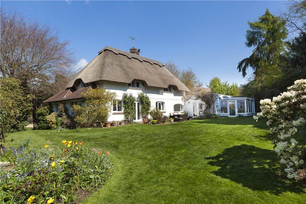 4 Bedrooms Detached House for sale in Monkmead Lane, West Chiltington, Pulborough, West Sussex, RH20