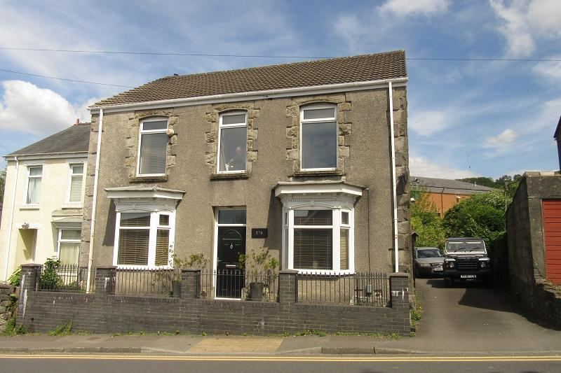 Bed House To Rent Birchgrove Swansea