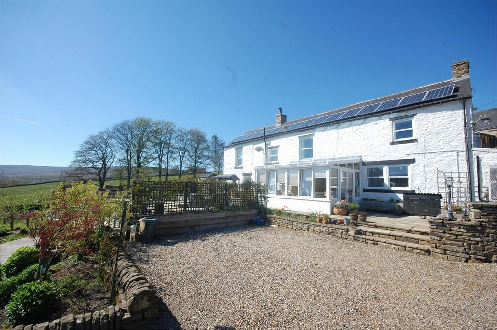 5 Bedrooms Farm House Character Property for sale in Lanehead, Bishop Auckland, County Durham
