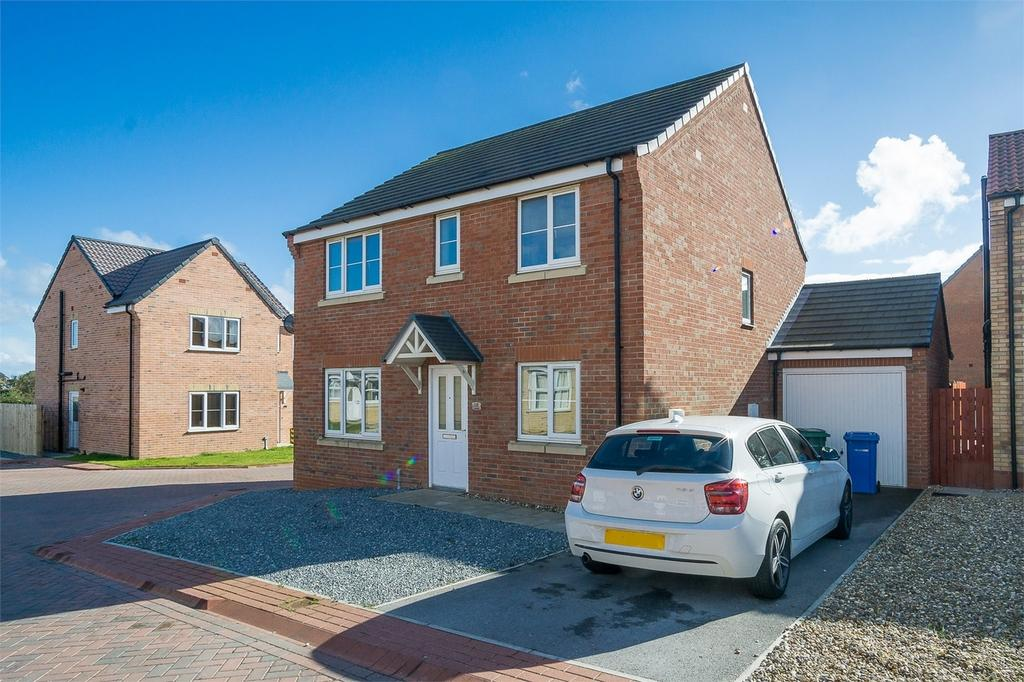 4 Bedrooms Detached House for sale in The Glade, WITHERNSEA, East Riding of Yorkshire