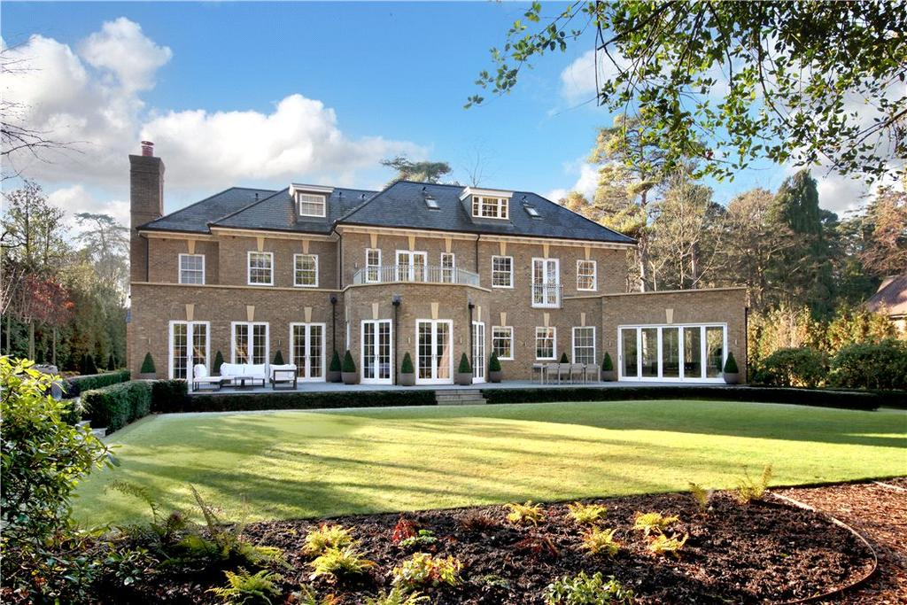 7 Bedrooms Detached House for sale in St. Mary's Road, Sunninghill, Ascot, Berkshire, SL5