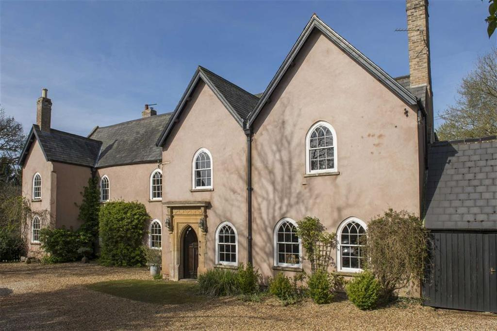 5 Bedrooms Semi Detached House for sale in Fitzhead, Taunton, Somerset, TA4