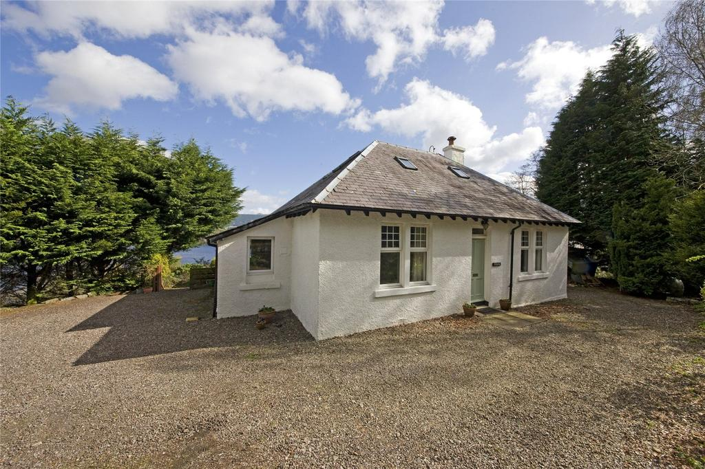 3 Bedrooms Detached House for sale in Grianaig, Lochawe, Dalmally, Argyll and Bute, PA33