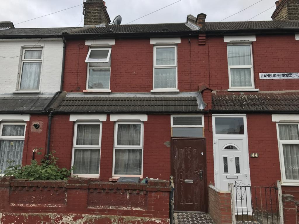 3 Bedrooms Terraced House for sale in Hanbury Road, Tottenham, N17