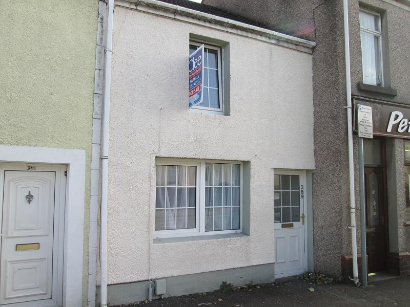 2 Bedrooms Terraced House for sale in Llangyfelach Road, Brynhyfryd, Swansea, City And County of Swansea.