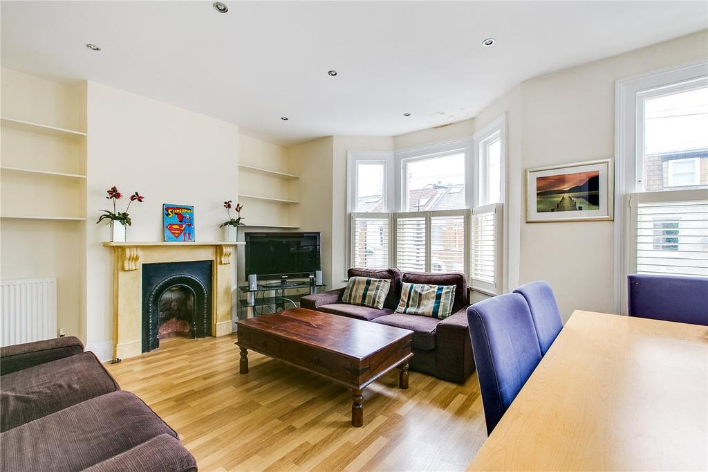 3 Bedrooms Flat for sale in Marville Road, Fulham