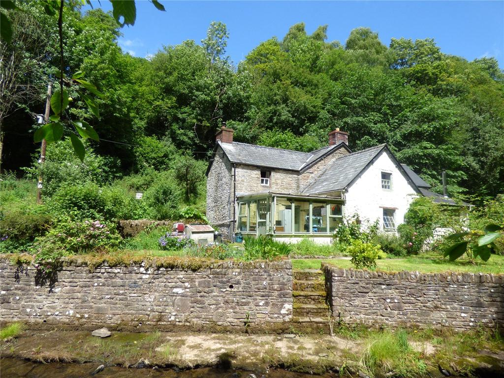 4 Bedrooms Detached House for sale in Erwood, Builth Wells, Powys