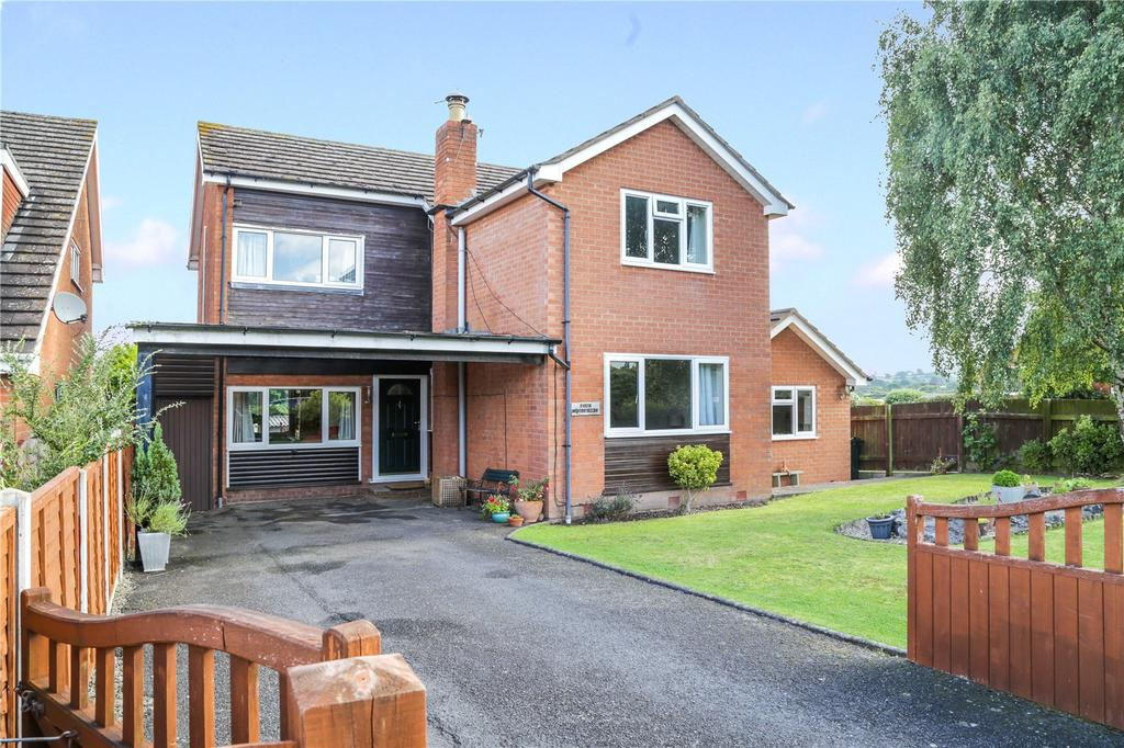 4 Bedrooms Detached House for sale in Moorfields, Mamble, Kidderminster, Worcestershire