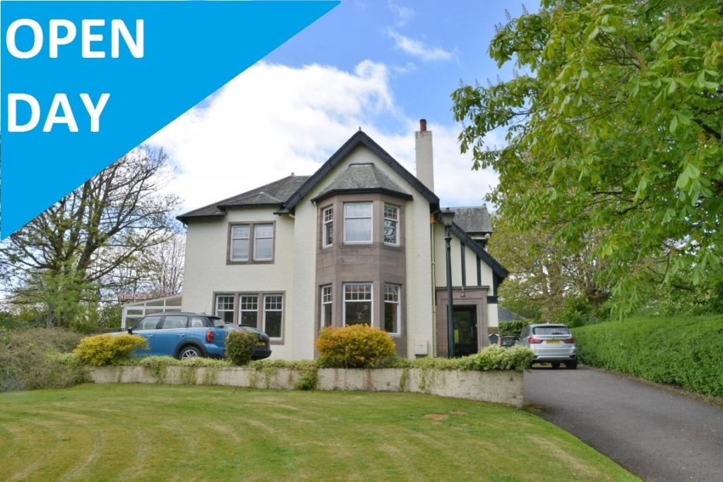 5 Bedrooms Detached House for sale in The Willans Brediland Road, Paisley, PA2 9HF