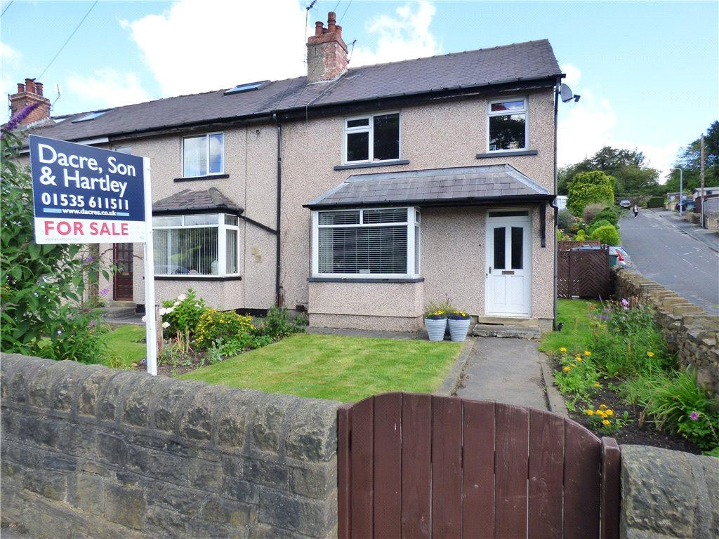 3 Bedrooms End Of Terrace House for sale in Bradford Road, Sandbeds, Keighley, West Yorkshire