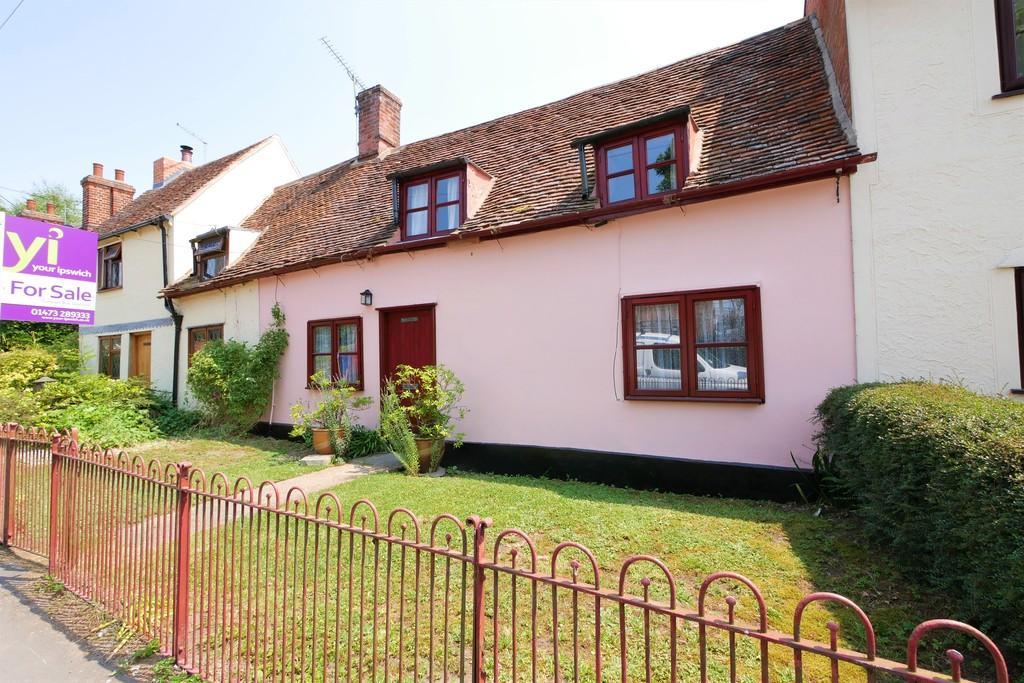 2 Bedrooms Cottage House for sale in Gaston Street, East Bergholt