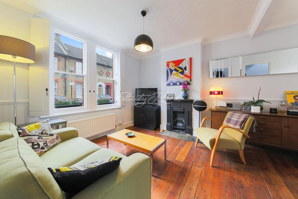 3 Bedrooms End Of Terrace House for sale in Stevens Avenue, Hackney, E9