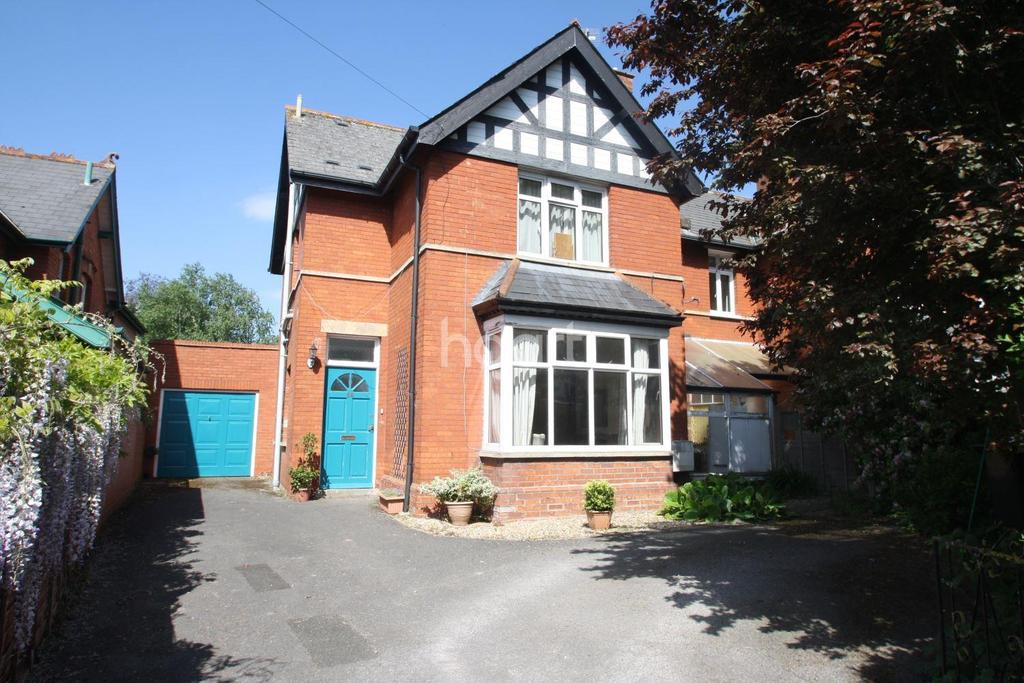 5 Bedrooms Semi Detached House for sale in Bishops Hull, Taunton