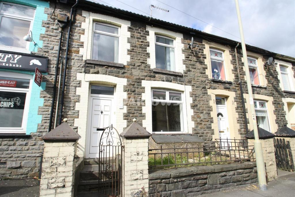 3 Bedrooms Terraced House for sale in 130 Brithweunydd Road, Trealaw