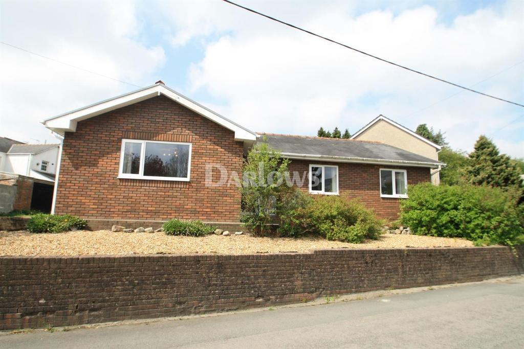 3 Bedrooms Bungalow for sale in Scwrfa Road, Dukestown, Tredegar, Gwent