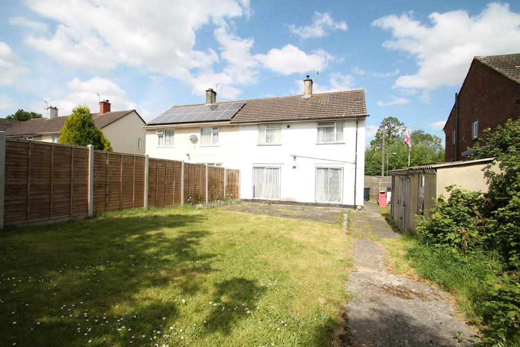 3 Bedrooms Semi Detached House for sale in Long Cross, Lawrence Weston, BS11