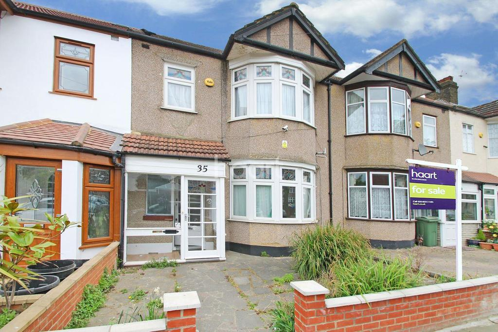 3 Bedrooms Terraced House for sale in Chestnut Grove, Hainault