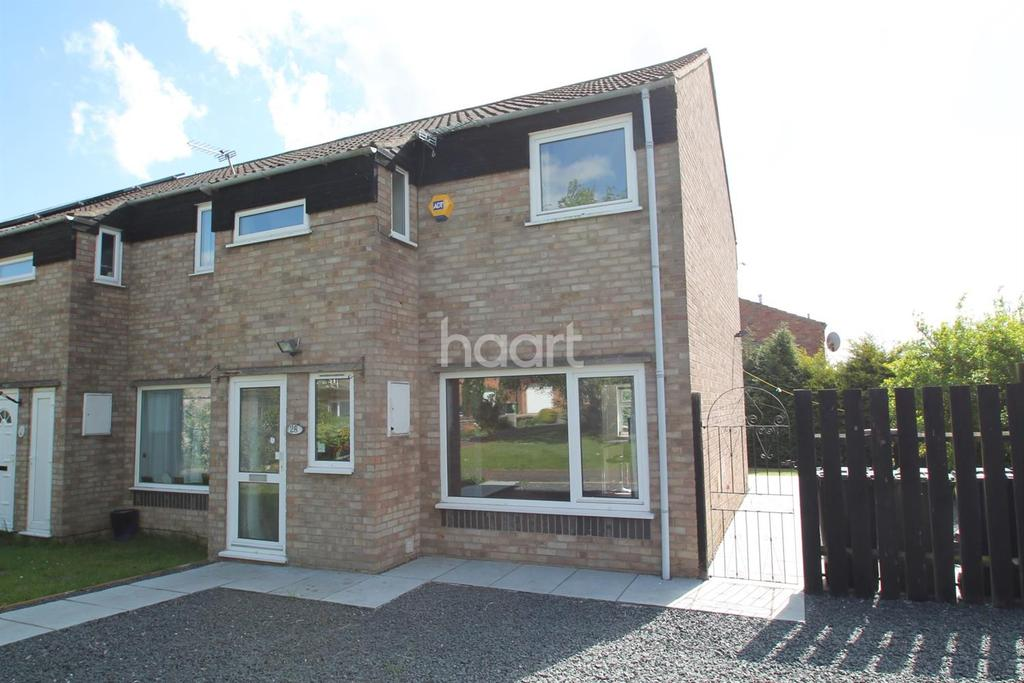 3 Bedrooms End Of Terrace House for sale in Pheasant Rise, Bar Hill
