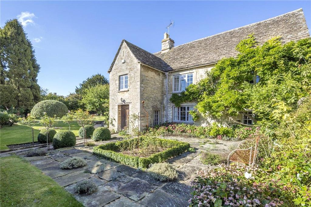 6 Bedrooms Detached House for sale in Ampney Crucis, Cirencester, Gloucestershire, GL7