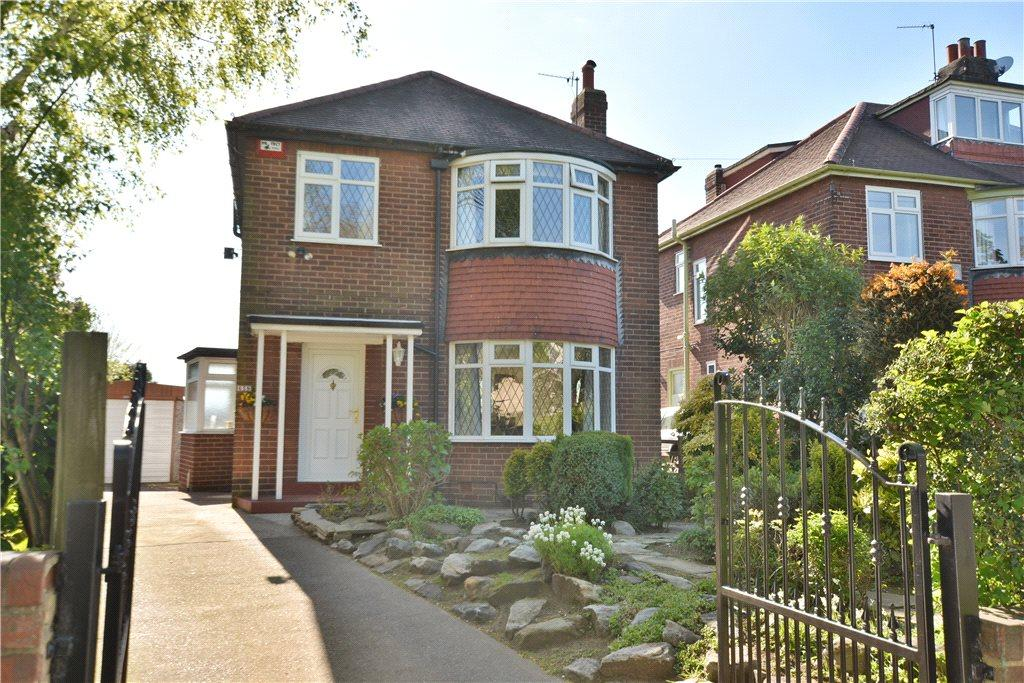 3 Bedrooms Detached House for sale in Scott Hall Road, Leeds