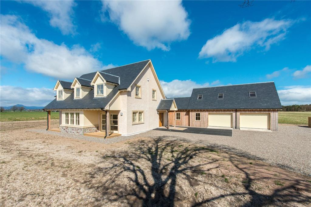 6 Bedrooms Detached House for sale in The New House, Rossburn Lane, Blairdrummond, Stirling, Stirlingshire