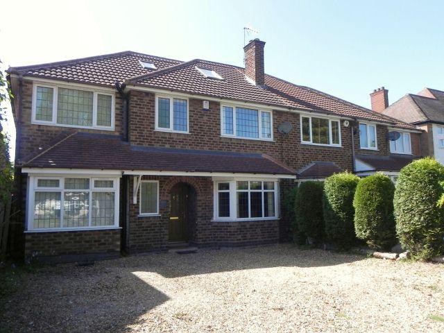 4 Bedrooms Semi Detached House for sale in Whitehouse Common Road,Sutton Coldfield,