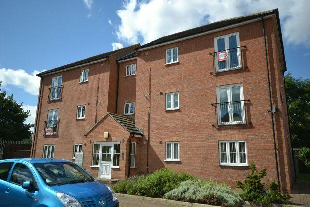 2 Bedrooms Flat for sale in Danes Close, Grimsby