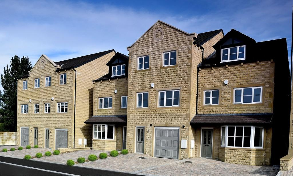 5 Bedrooms Semi Detached House for sale in Plot 11 (63) Sycamore Grove, Eastburn