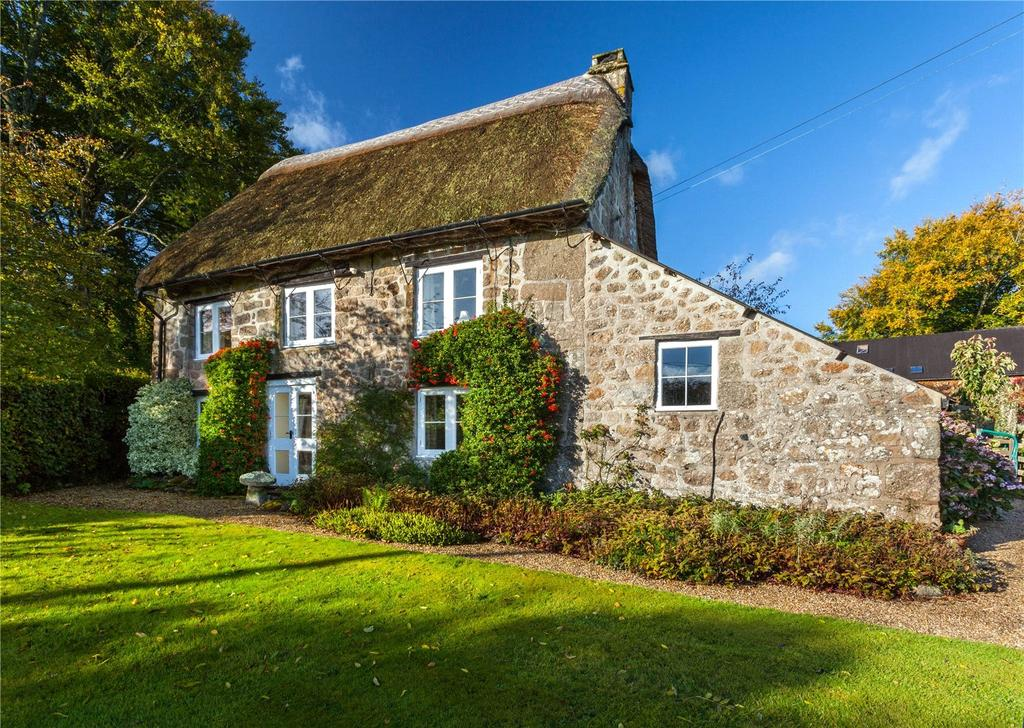 2 Bedrooms Detached House for sale in Chagford, Newton Abbot, Devon